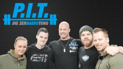 P.I.T.-Training – Professional intermittent Training von Peter Baers