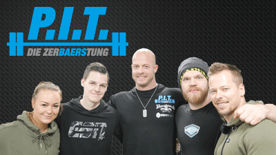 P.I.T.-Training – Professional intermittent Training von Peter Baers