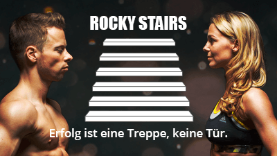 Rocky Stairs