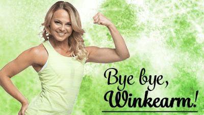 Bye Bye Winkearm